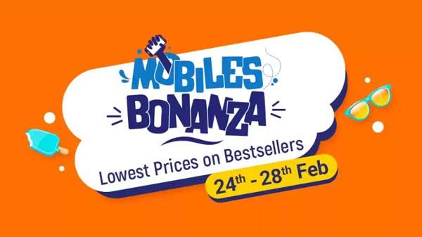 Flipkart Mobile Bonanza 2021 Sale on Realme Phones