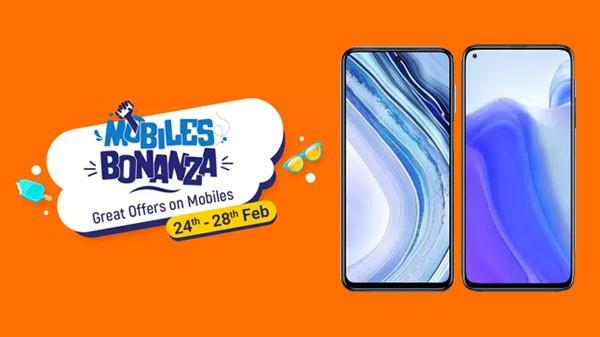 Flipkart Mobiles Bonanza Offers On Redmi Smartphones