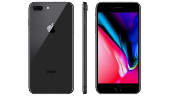 Apple iPhone 8 Plus (128GB) - Silver (16% Off)