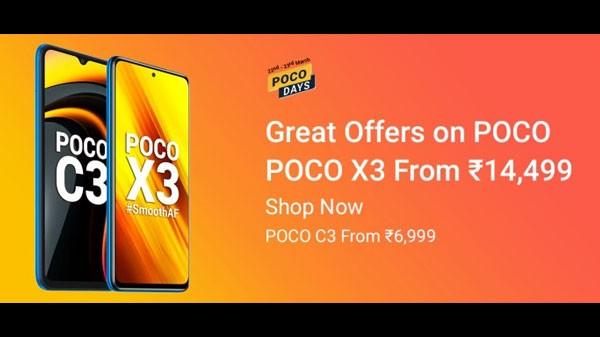 Flipkart Poco Days Sale 2021: Discount Offers On Poco Smartphones