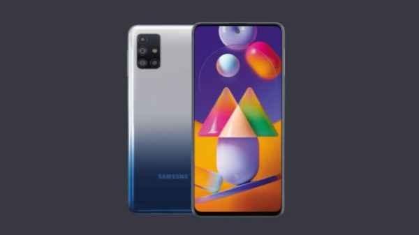20% Off On Samsung Galaxy M31s