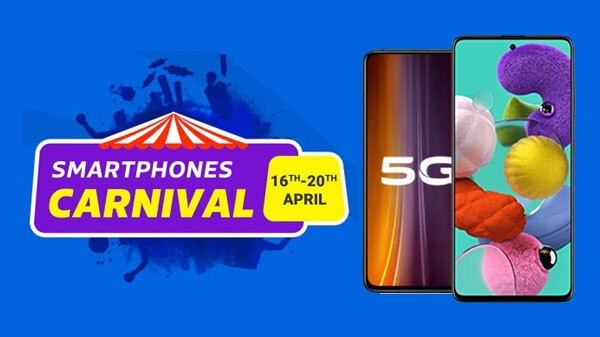 Flipkart Smartphone Carnival April Sale: Discount Offers On Mid-Range Smartphones