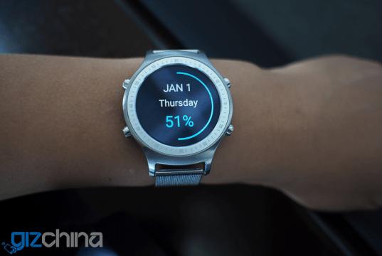 Bluboo Xwatch android smartwatch