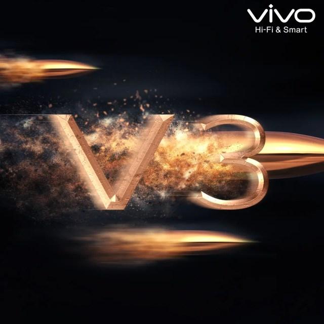 vivo v3 teaser