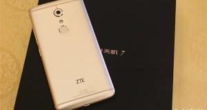ZTE axon 7 launched