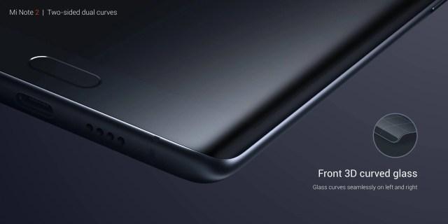 Xiaomi Mi Note 2 duyuruldu!