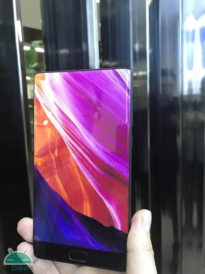 First Photo Of The Elephone S8 Shows A Mi Mix Rival