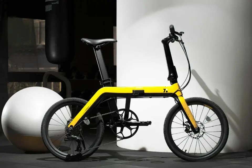 700bike - another interesting competitor for the smart bike market