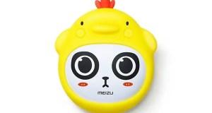 meizu panda hand warmer power bank