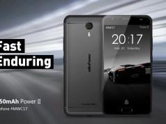 Ulefone Power 2 MWC 2017