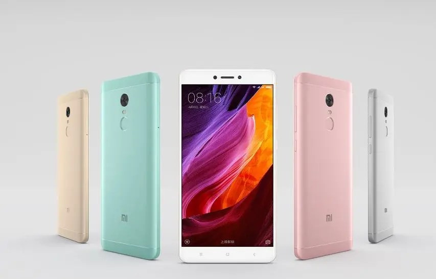 DEAL: Xiaomi Redmi Note 4X (Snapdragon 625) for $147!
