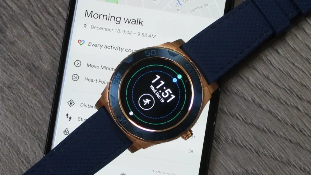 google fit for wear os
