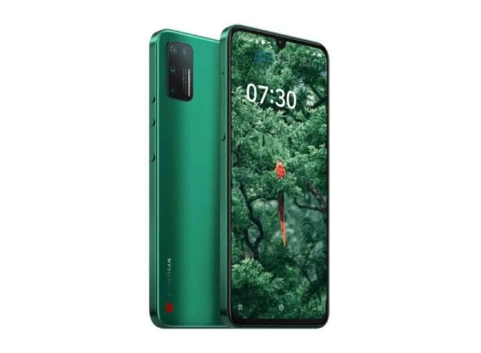 Smartisan Nut Pro 3 Pine Green