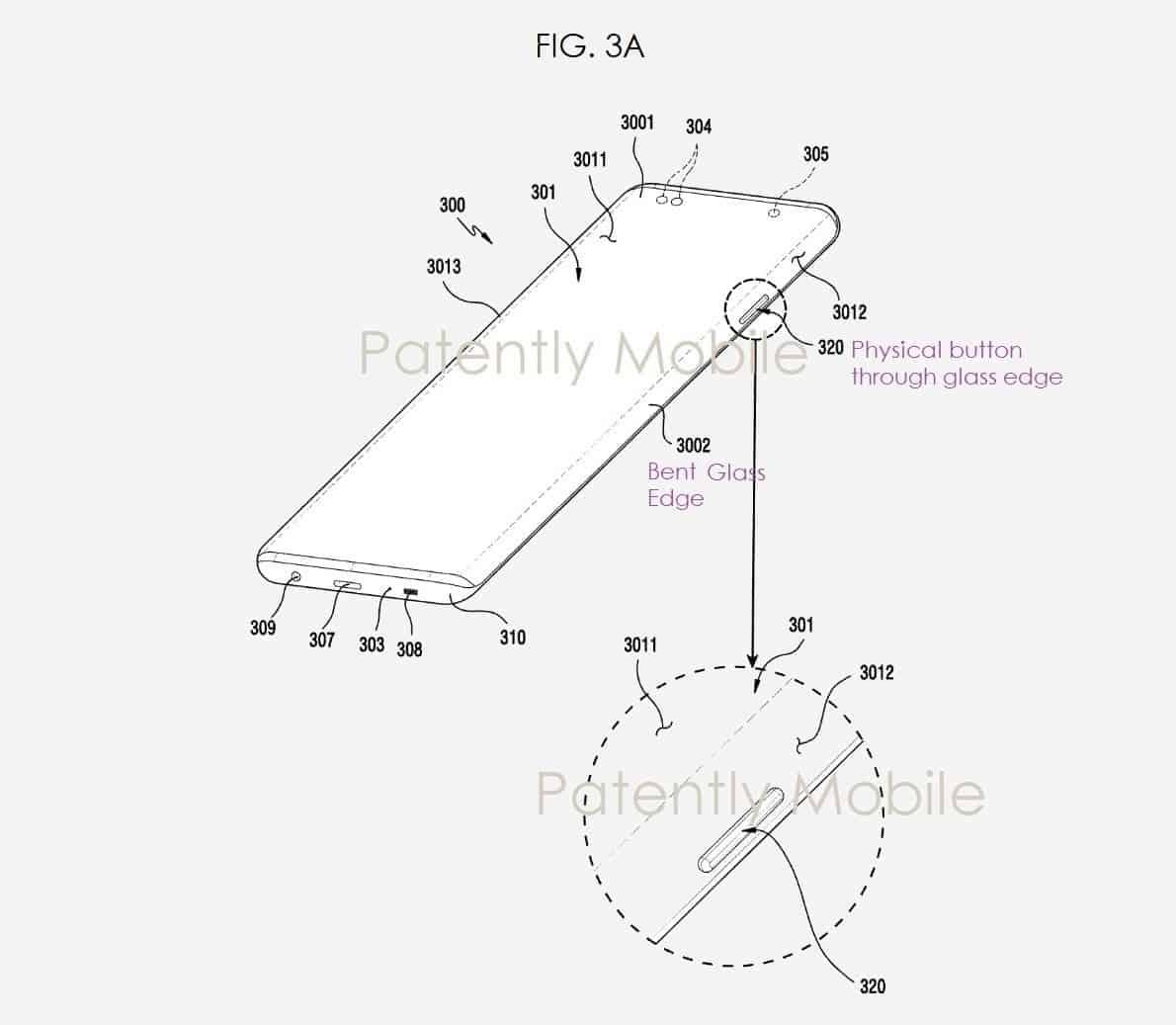 sampat2 - براءة إختراع تكشف عن بعض من مميزات Galaxy Note 20 القادم من سامسونج