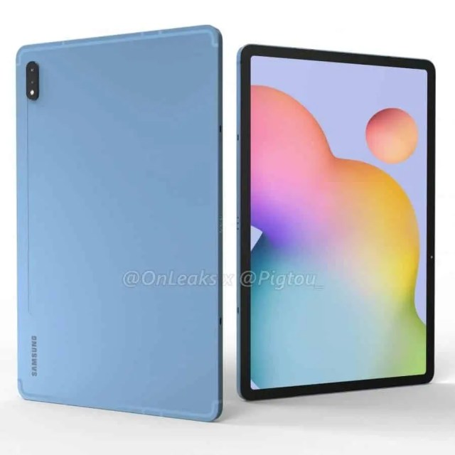 Samsung Galaxy Tab S7 & S7 Plus