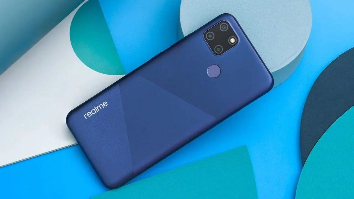 Realme C12 goes official with a price tag of $128 - Gizchina.com