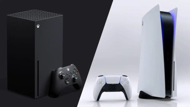 Sony PS5 and Xbox Series X