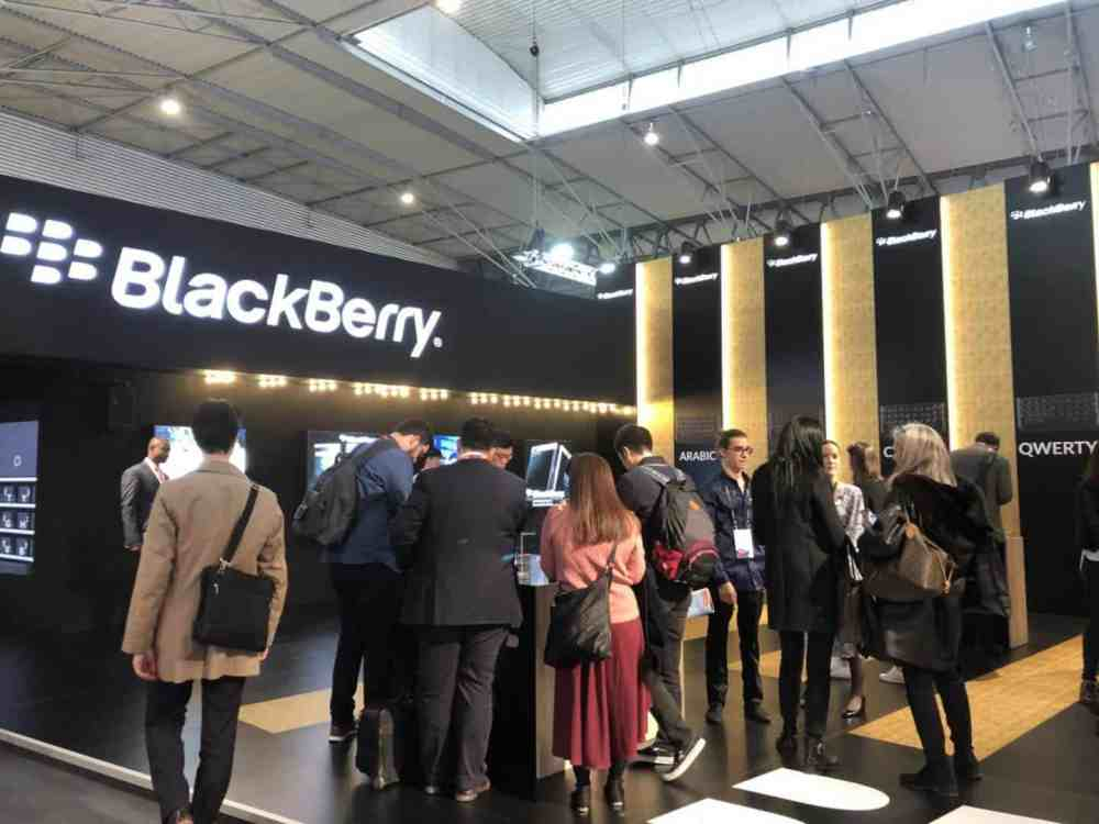 Huawei and Blackbbery patents