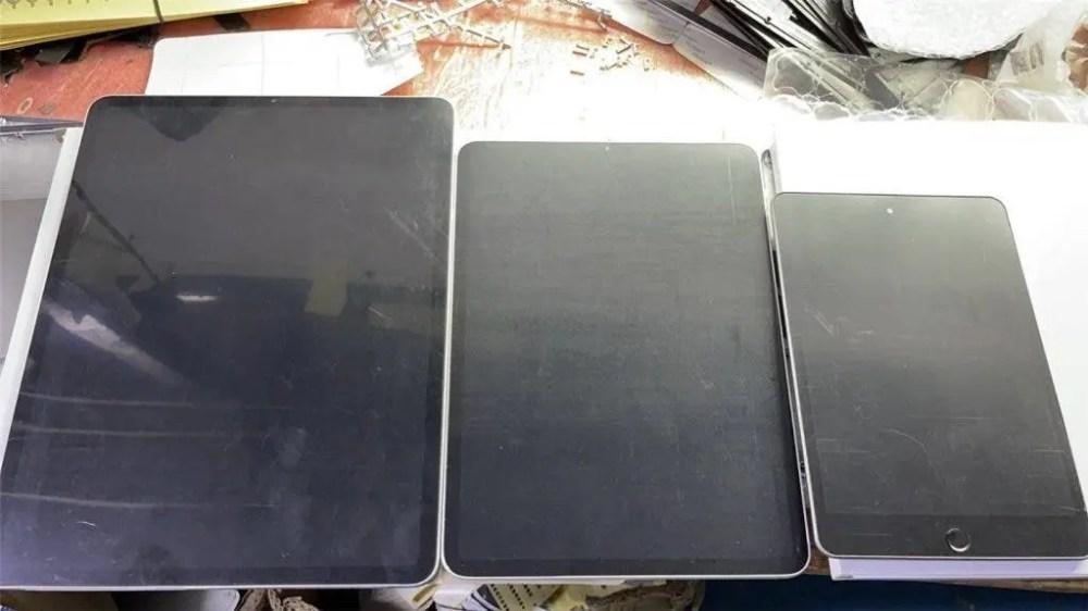 iPad mini 6 and iPad Pro 2021