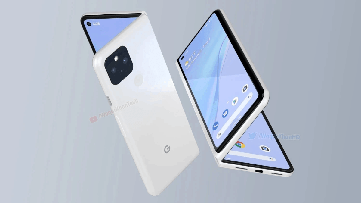 Google Pixel Fold is coming - Android 12 Beta 4 code reveals -