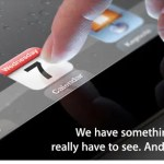 Apple will launch the new iPad on March 7th