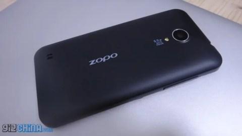 zopo zp500+ libero review gizchina