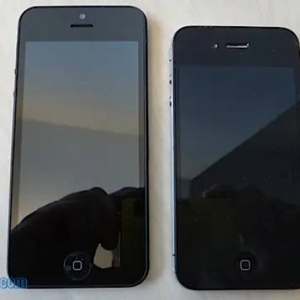 GooPhone i5 and real iPhone 4