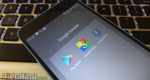 install google apps on meizu m1 note