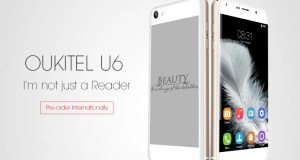 OUKITEL U6- preorders internationally