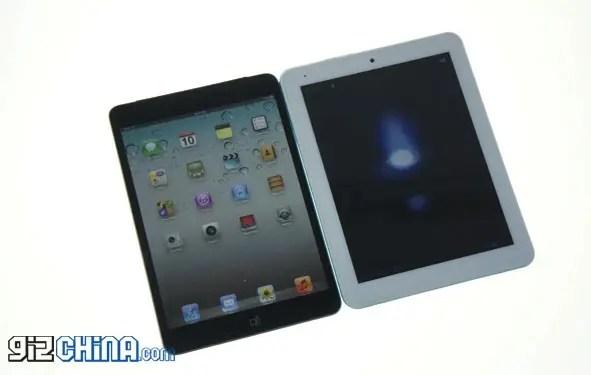 8 inch ipad mini clone with dual-core CPU