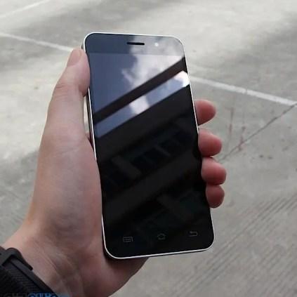 JiaYu G4 screen