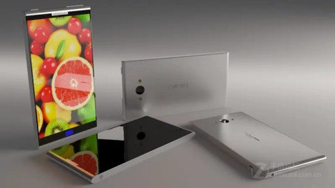 leaked meizu m040 android phone concepts