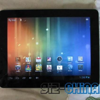 gooapple goopad android ics ipad 3 tablet