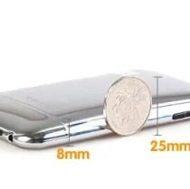 iphone air width