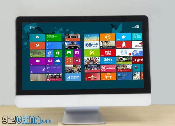 new imac clone windows 8 china