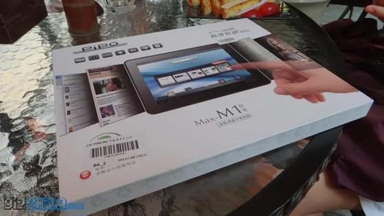 pipo m1 android jelly bean tablet review