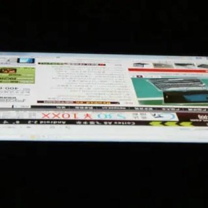 win7pad 9.7 screen