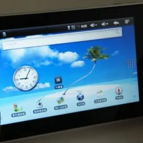 wopad android tablet screen