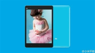 xiaomi tablet launch blue