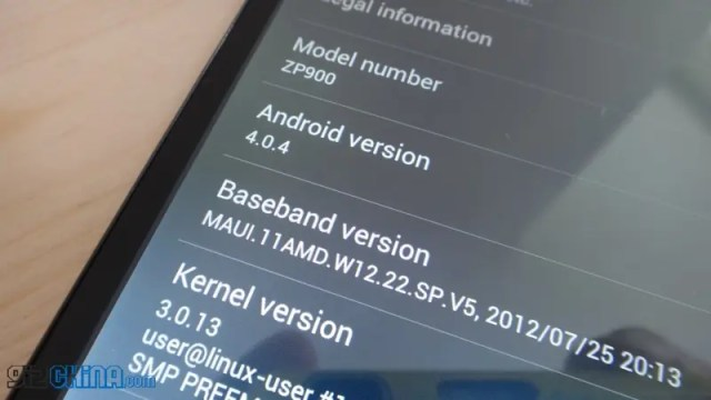 zopo zp900 leader review android ics 4.0.4 mt6577