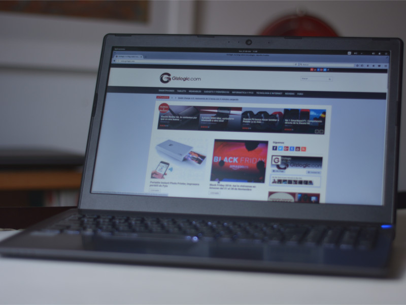 NewMoove de Vant PC, probamos este portátil con Ubuntu