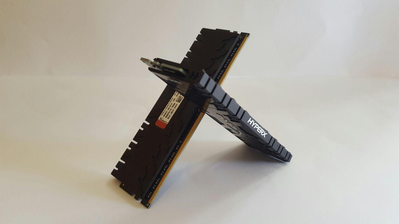 HyperX HX430C15PB3K4/16: exprimiendo este kit Quad Channel.