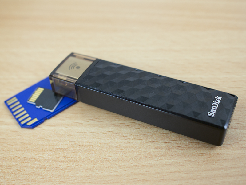 SanDisk Connect Wireless Stick, ¿qué podemos hacer con él?