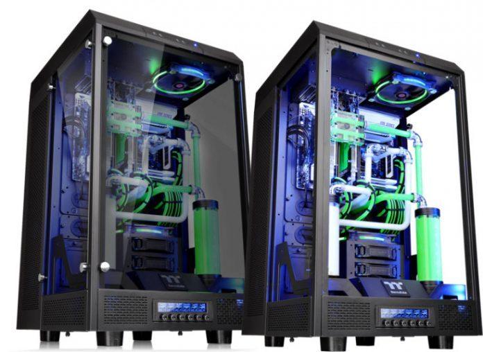 Thermaltake The Tower 900 E-ATX, una apuesta por la innovación
