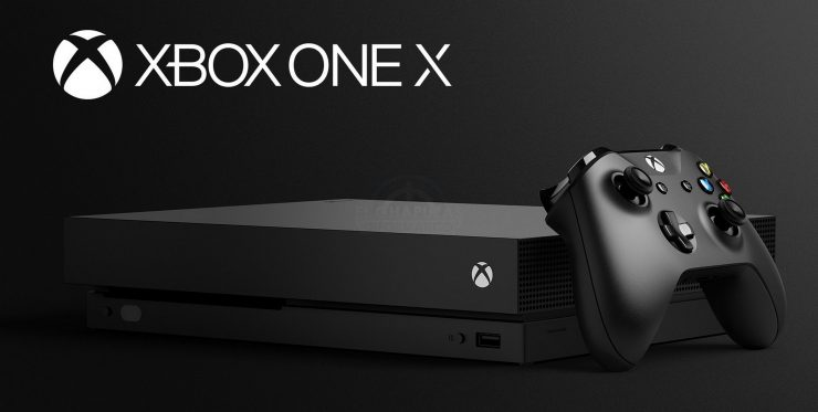 Xbox One X: la consola que pretende competir con la Master Race por 500 euros.