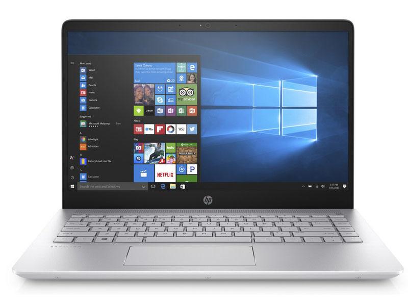 HP Pavilion 14-BF008NS, un portátil elegante y equilibrado