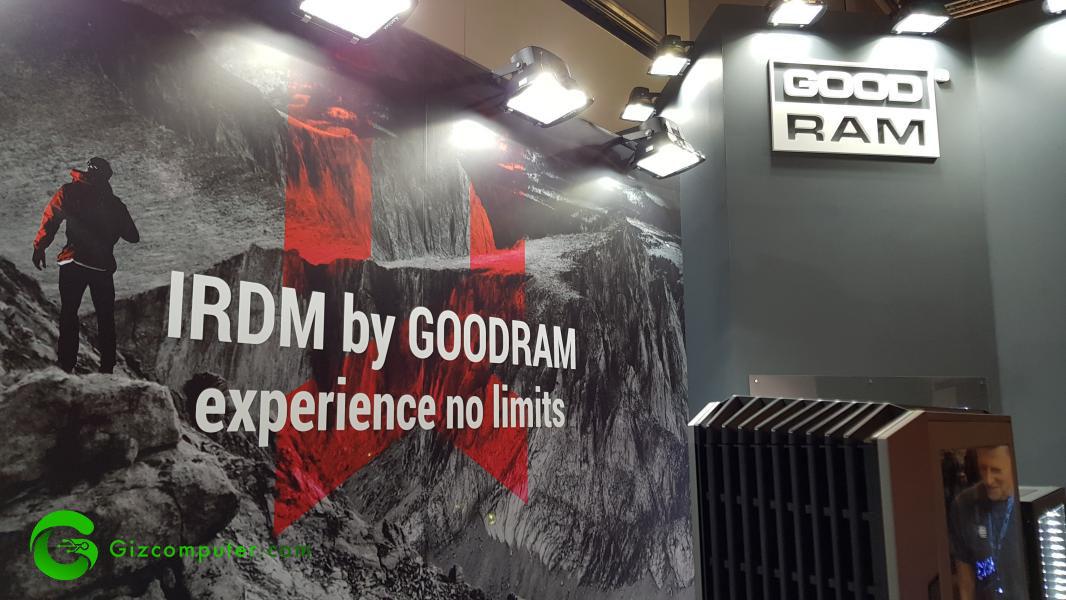 #IFA17: Visitamos el Stand de GOODRAM