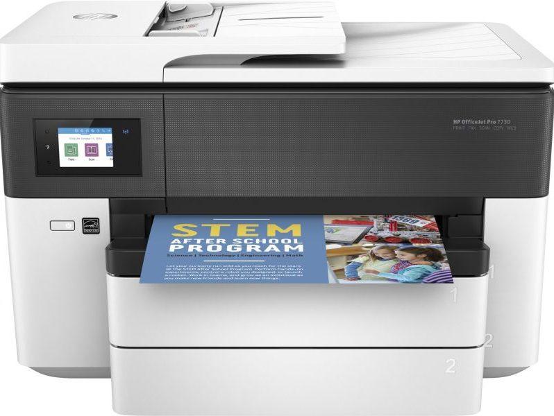 HP OfficeJet Pro 7730, la impresora de oficina que querrás tener