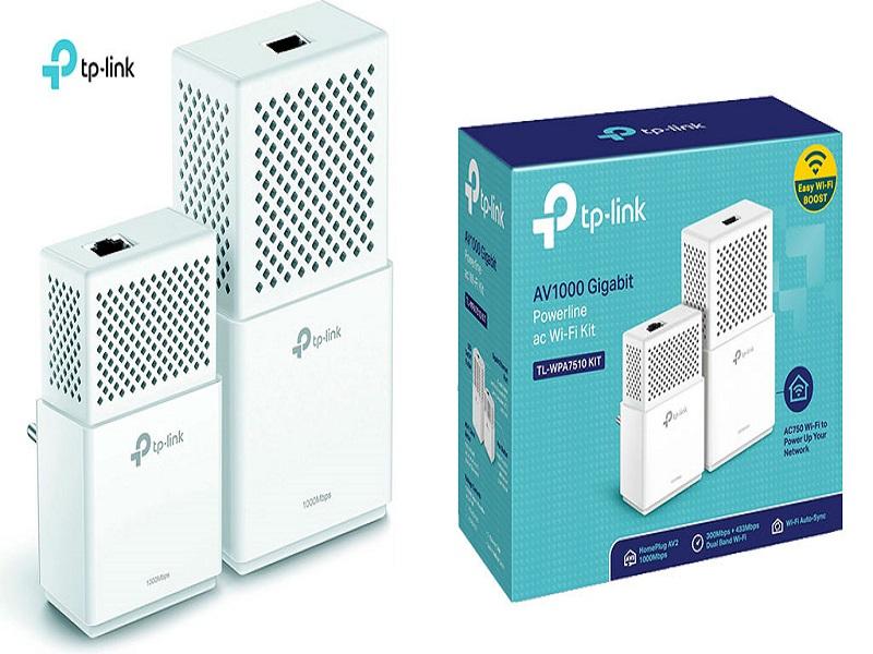 TP-Link TL-WPA7510, un PLC con conectividad WiFi AC