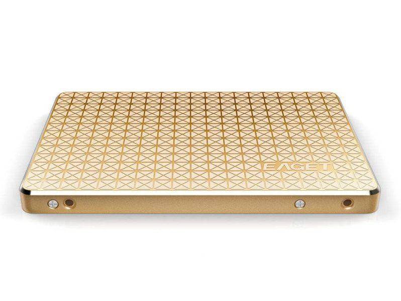 EAGET S606, el SSD que es mucho más que diseño
